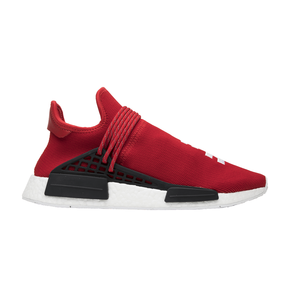 c3c6825d1ea Pharrell x NMD Human Race  Red  - adidas - BB0616