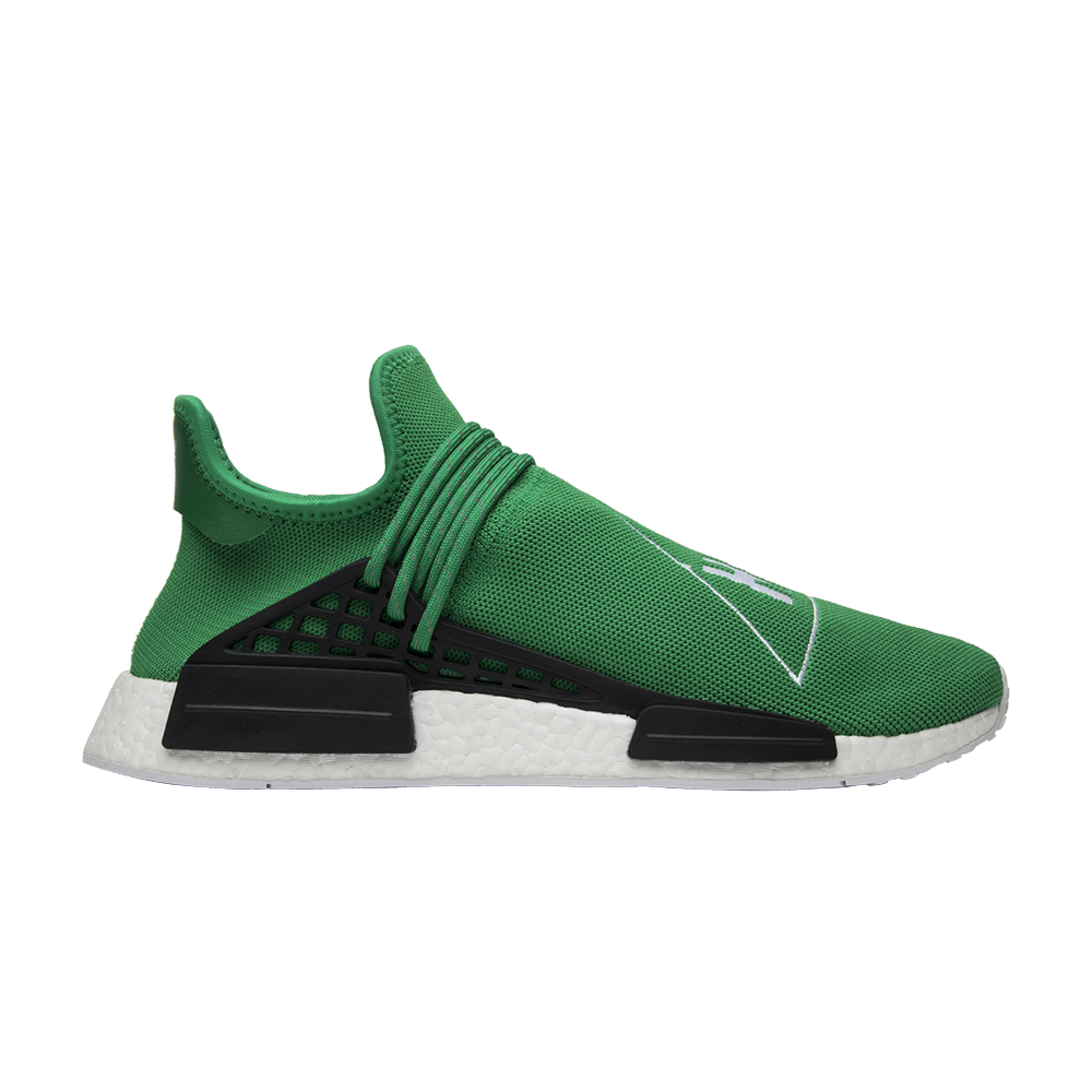 a07b211968f7b Pharrell x NMD Human Race  Green  - adidas - BB0620