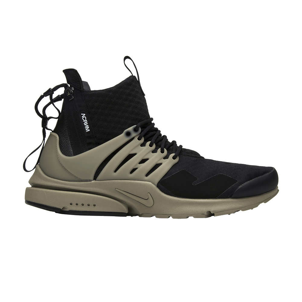 cheap for discount 0c214 707d2 Acronym x Air Presto Mid Bamboo - Nike - 844672 001  GOAT