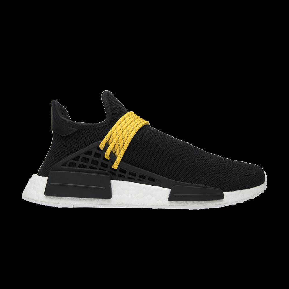4ad721b467a36 Pharrell x NMD Human Race  Black  - adidas - BB3068