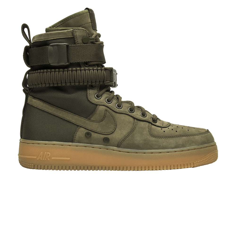 new arrival 31519 69f39 SF Air Force 1  Faded Olive  - Nike - 859202 339   GOAT