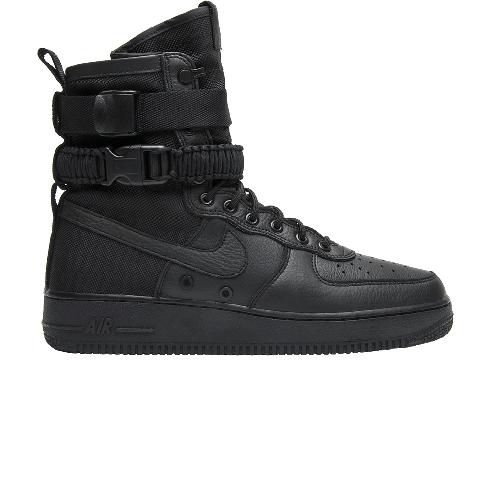 SF Air Force 1 'Triple Black'