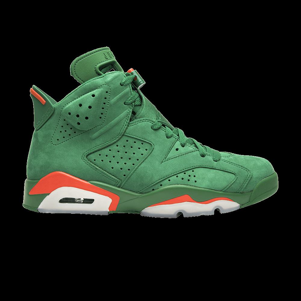 17db89c3b83 Air Jordan 6 Retro NRG 'Green Suede Gatorade' - Air Jordan - AJ5986 335 |  GOAT