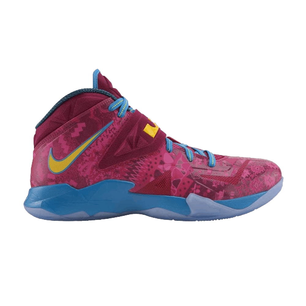new styles 86954 5c982 Zoom Soldier 7  Bronny   Bryce  - Nike - 599264 601   GOAT