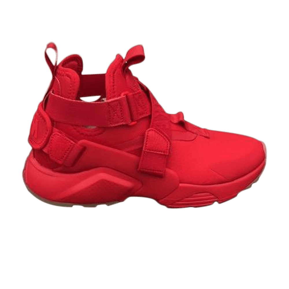 9c33e1a8b3 Wmns Air Huarache City 'Speed Red' - Nike - AH6787 600 | GOAT