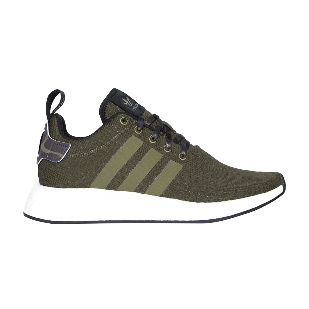 the latest 87b89 00d0b NMD_R2 'Olive Cargo'