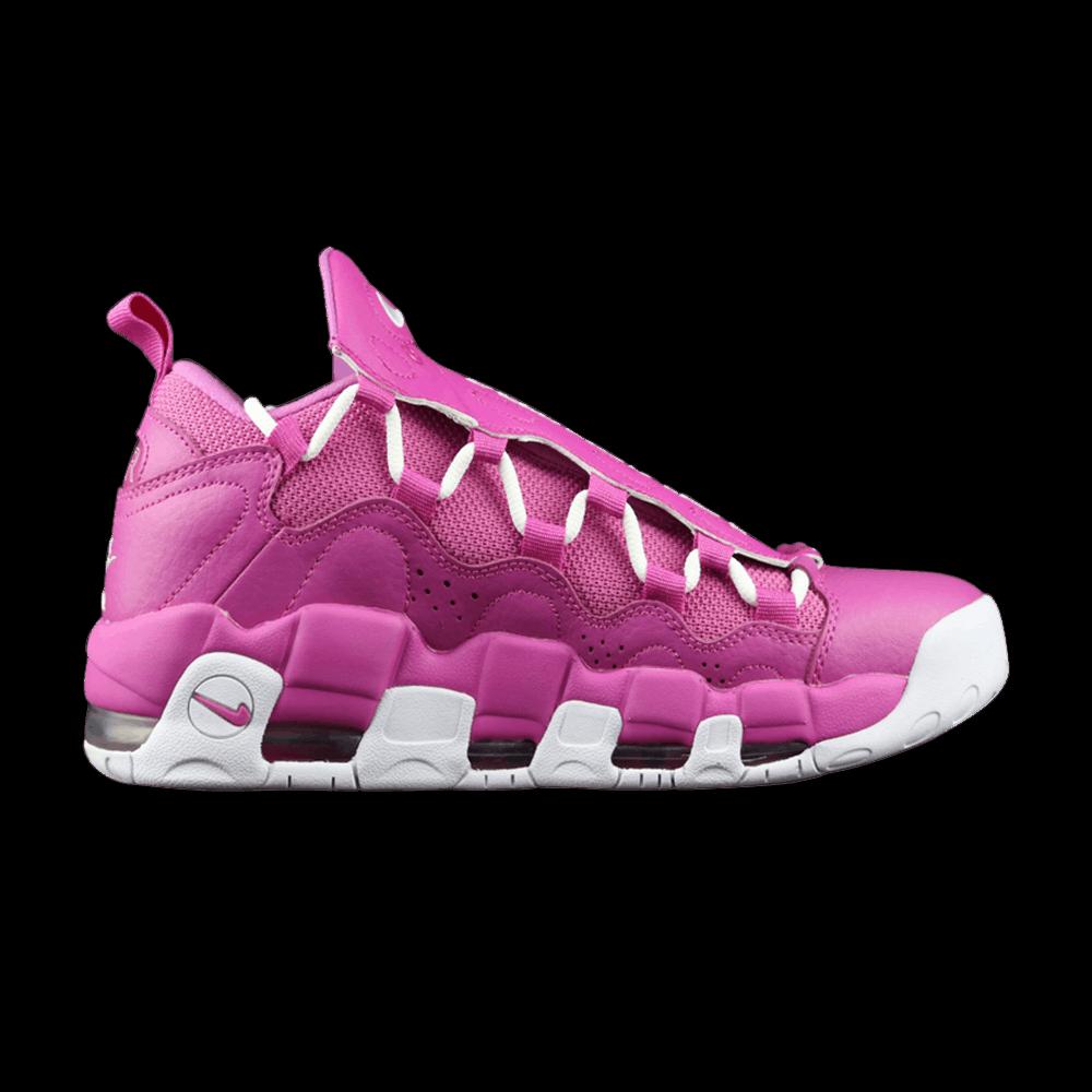 9a0bfbb7e63 Sneaker Room x Air More Money QS 'Breast Cancer Awareness' - Nike - AJ7383  600   GOAT