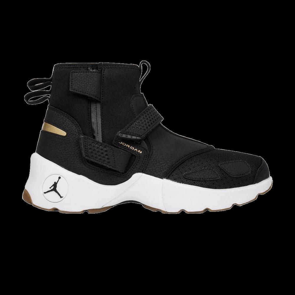 1fd16a83a0 Jordan Trunner LX High 'Black Gold' - Air Jordan - AA1347 021 | GOAT