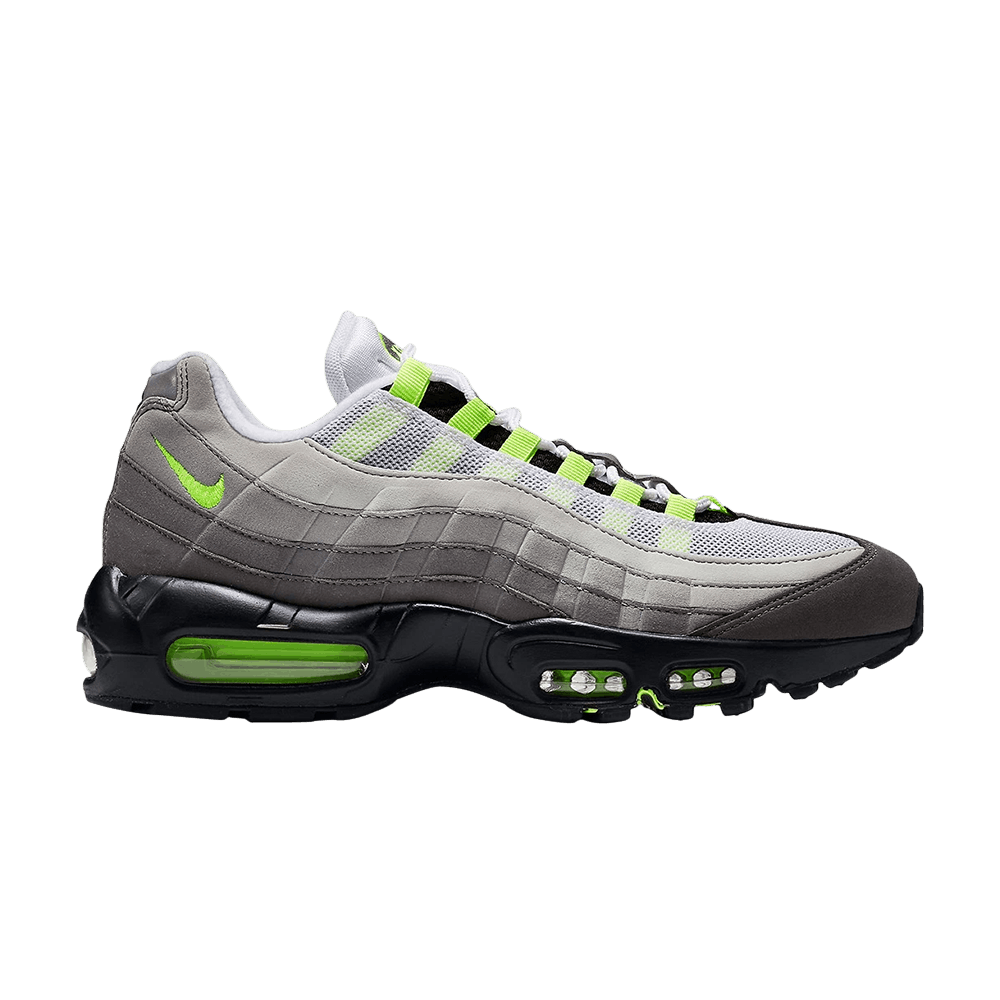 separation shoes b5270 52ff9 Air Max 95 OG 'Neon' 2018 - Nike - 554970 071 18   GOAT