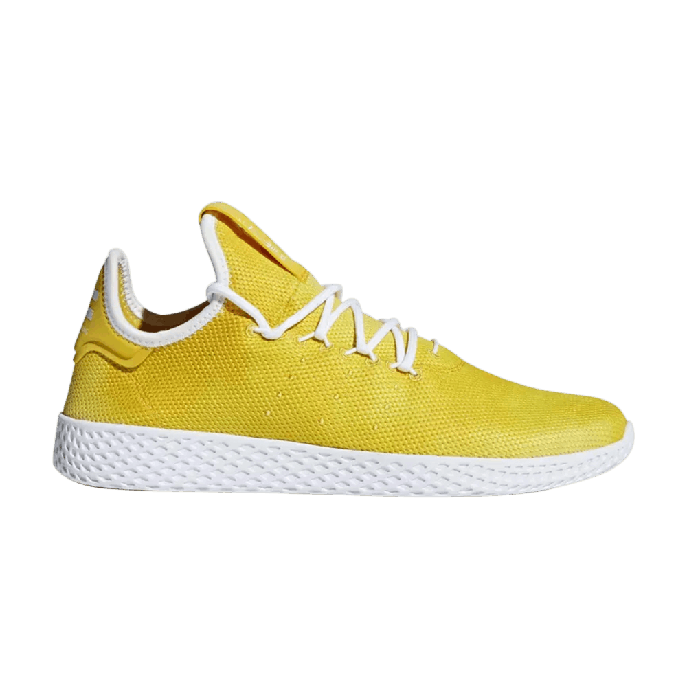 de9be1b528ec3 Pharrell x Tennis Hu Holi  Bright Yellow  - adidas - DA9617