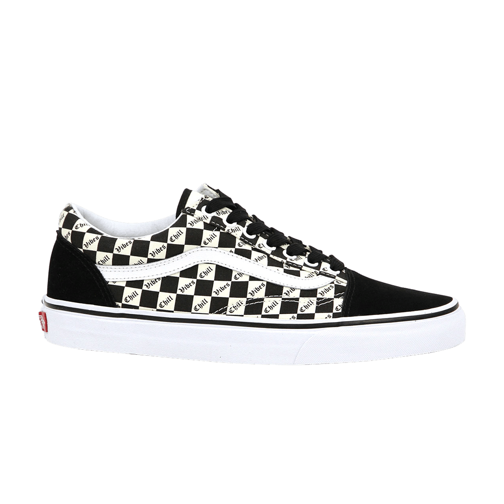 61397b14ac246 Old Skool 'Chill Vibes Checkerboard' - Vans - VN0A38G1QSE   GOAT