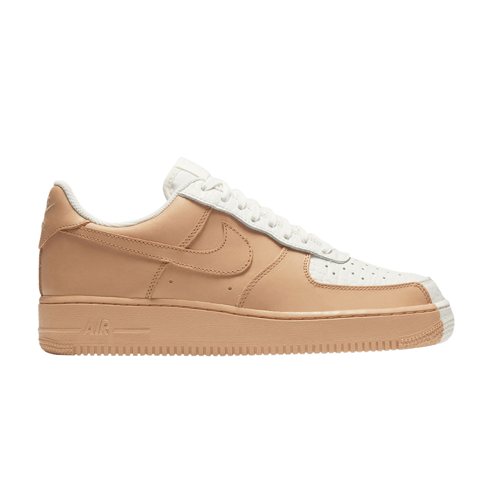 170a94ed2f7 Air Force 1 07 Premium Split  White Tan  - Nike - 905345 105