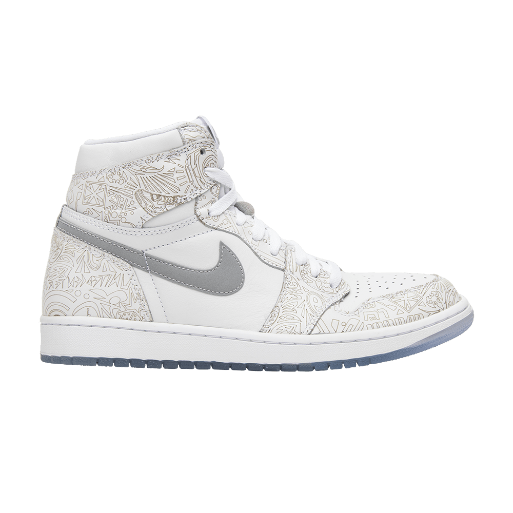 41e06da87de6c4 Air Jordan 1 Retro High OG  Laser  - Air Jordan - 705289 100
