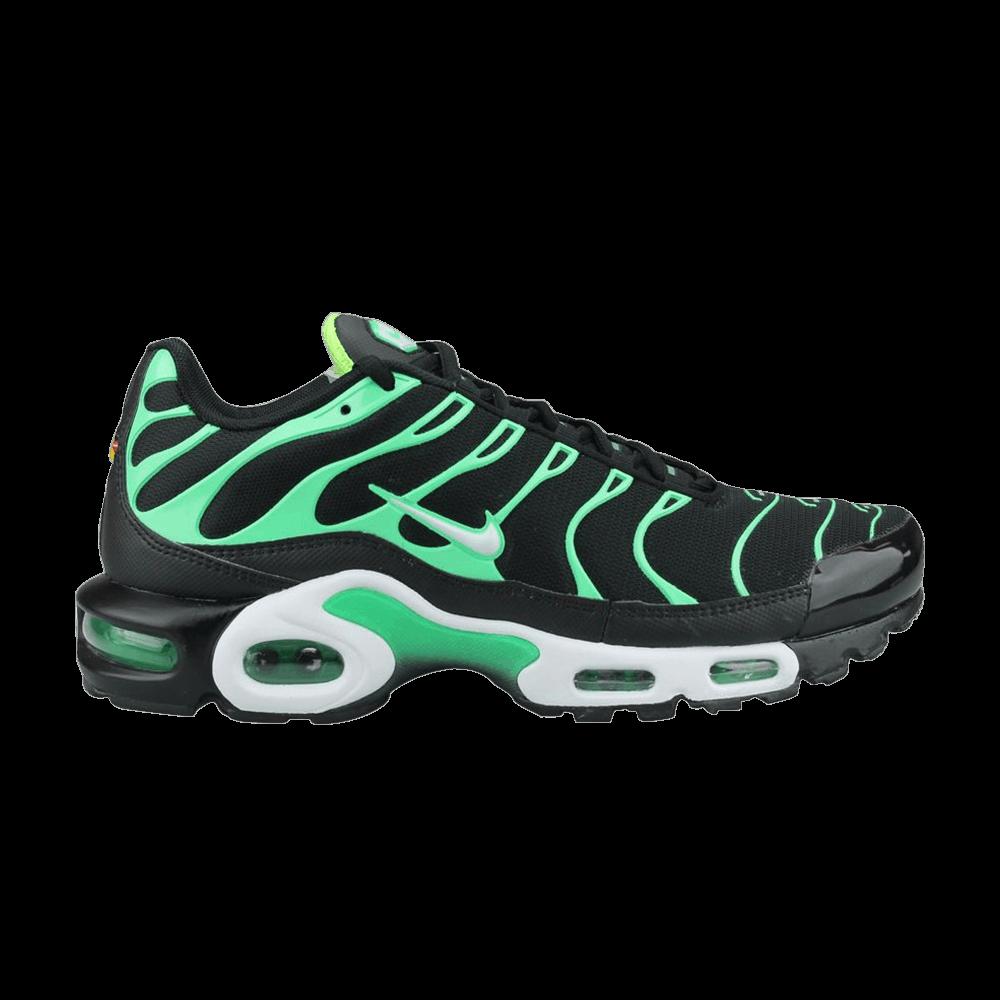 new arrival b3668 48f6b Air Max Plus TN 2017  Electro Green  - Nike - 852630 009   GOAT