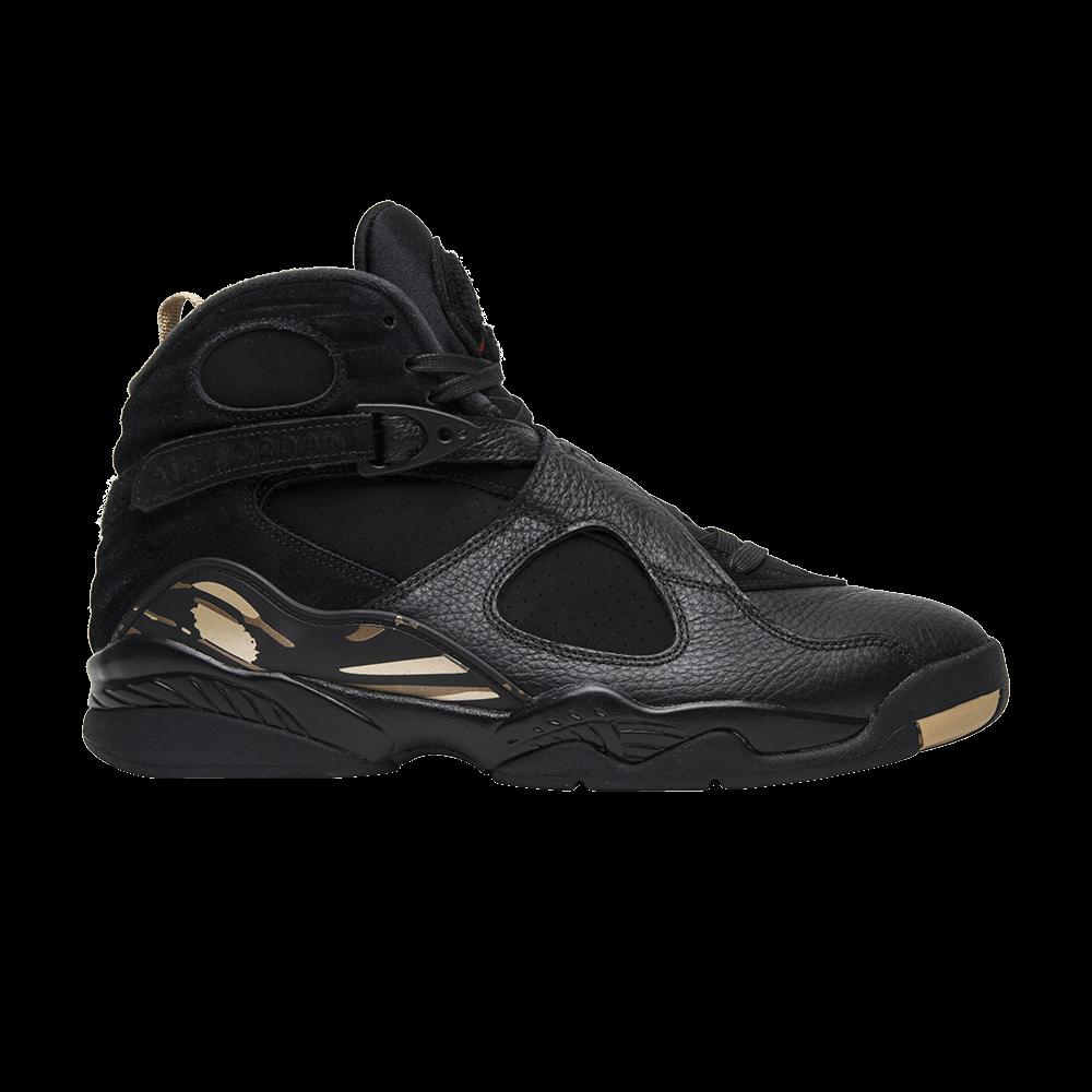 save off 0fbd9 84d94 OVO x Air Jordan 8 Retro 'Black'