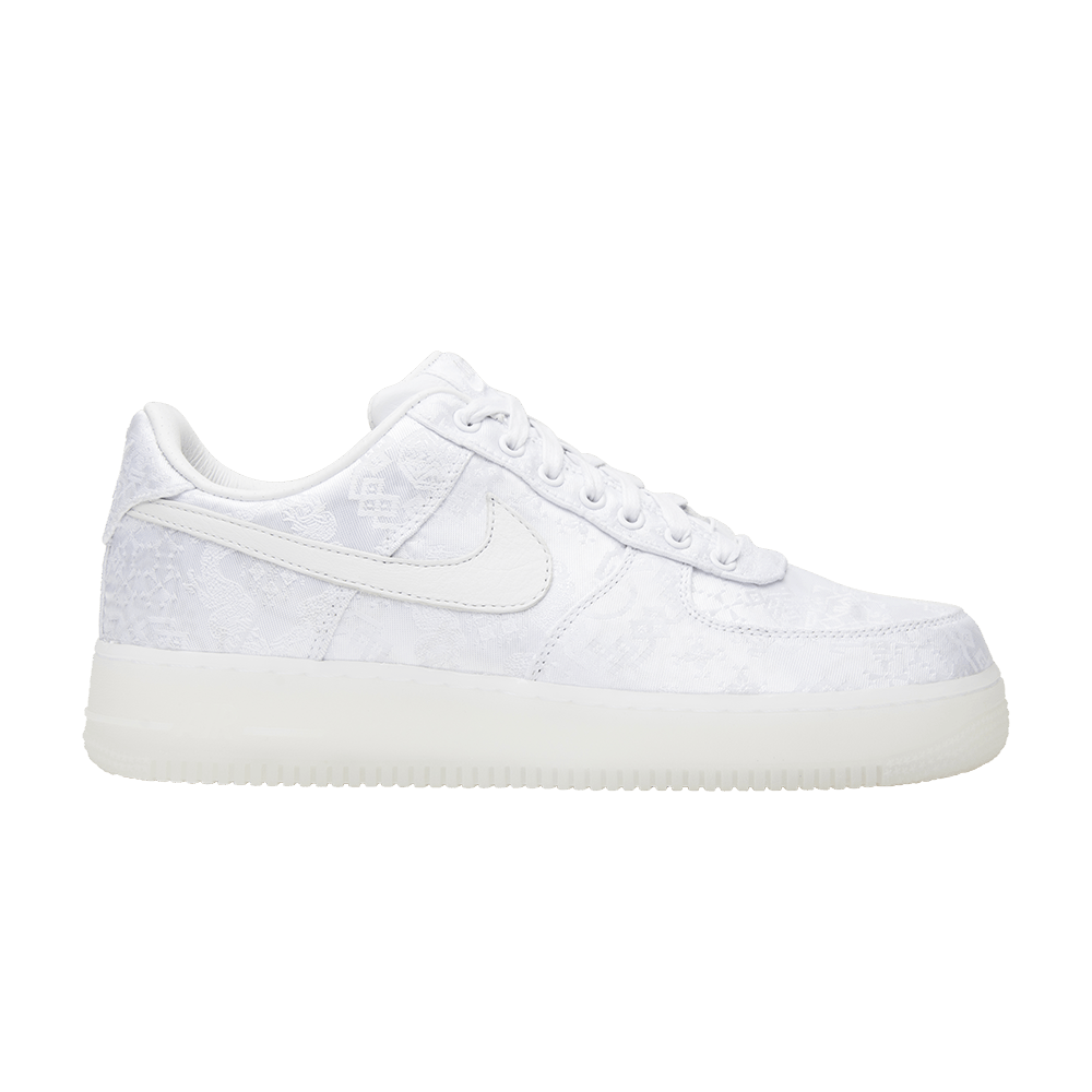 25608f713fb CLOT x Air Force 1 Premium - Nike - AO9286 100
