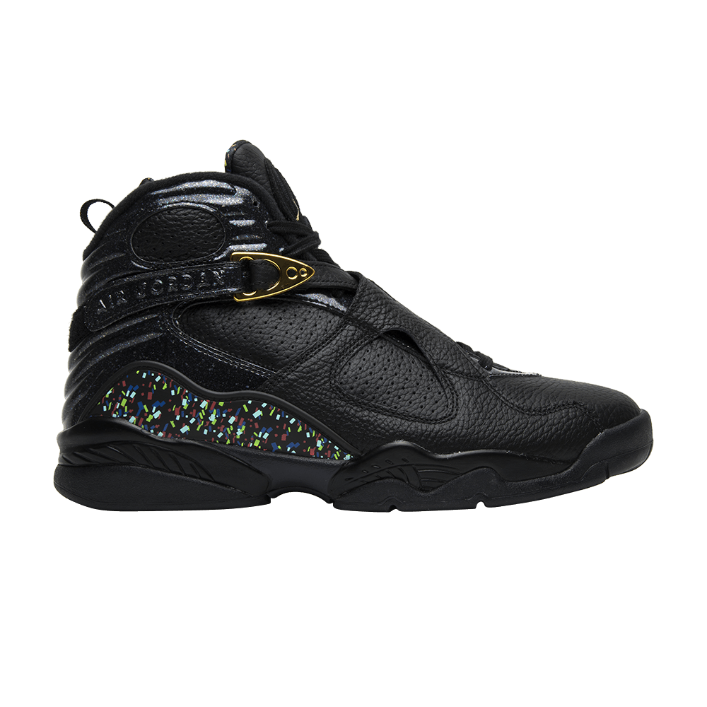 d2aae37e656b Air Jordan 8 Retro C C  Confetti  - Air Jordan - 832821 004