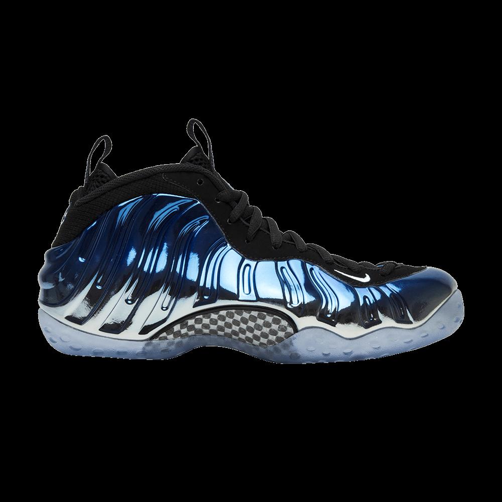054b5ffafc0ba Air Foamposite One PRM  Blue Mirror  - Nike - 575420 008