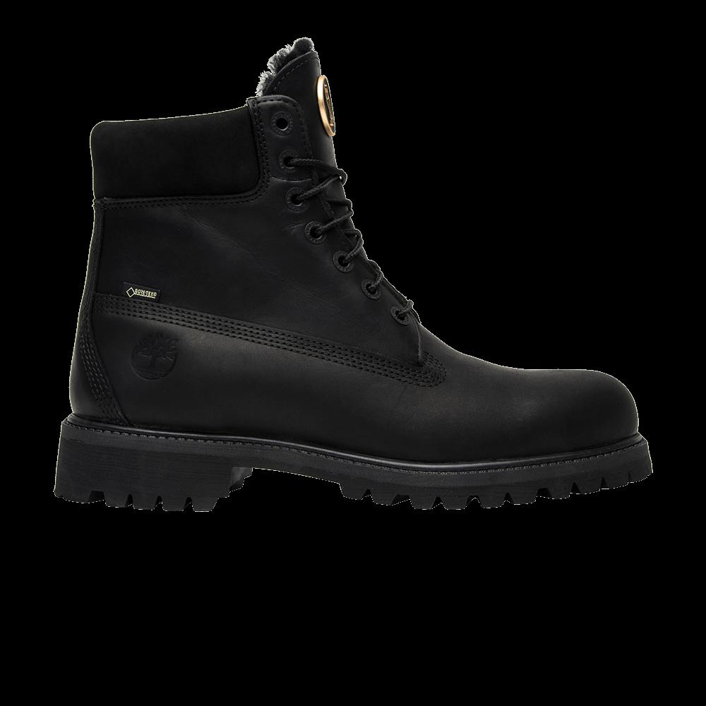 84ef151e496 OVO x 6 Inch Premium Boot 'Black' - Timberland - TB0A1OVO   GOAT