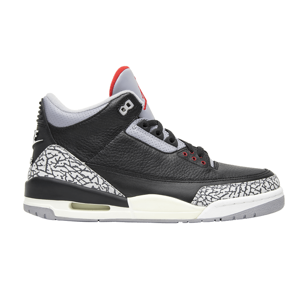 578a423695afac Air Jordan 3 Retro  Black Cement  2001 - Air Jordan - 136064 001