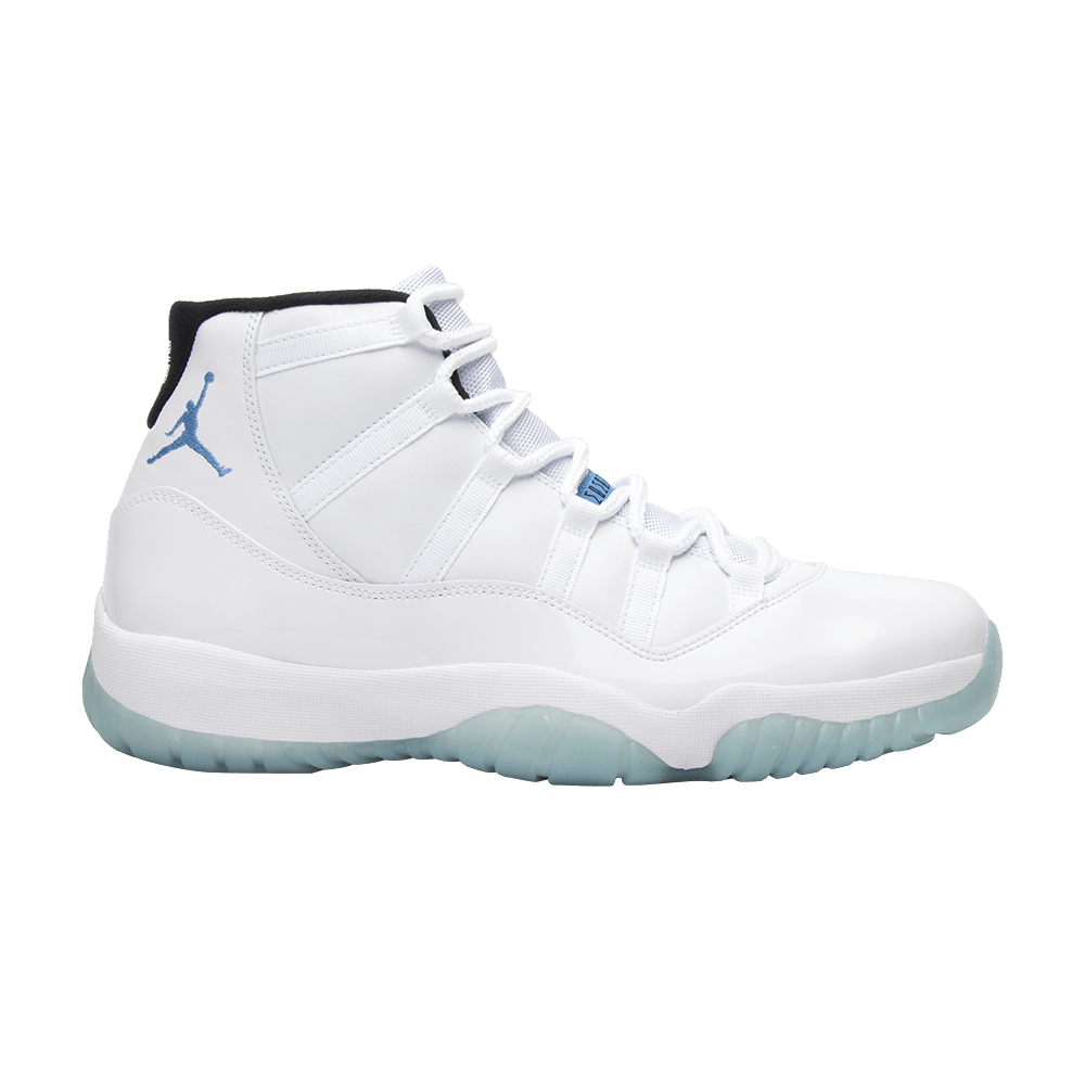 5521d1f8ff504b Air Jordan 11 Retro  Legend Blue  2014 - Air Jordan - 378037 117