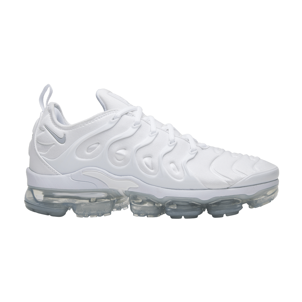 04878458d8a2b Air VaporMax Plus  White Platinum  - Nike - 924453 100