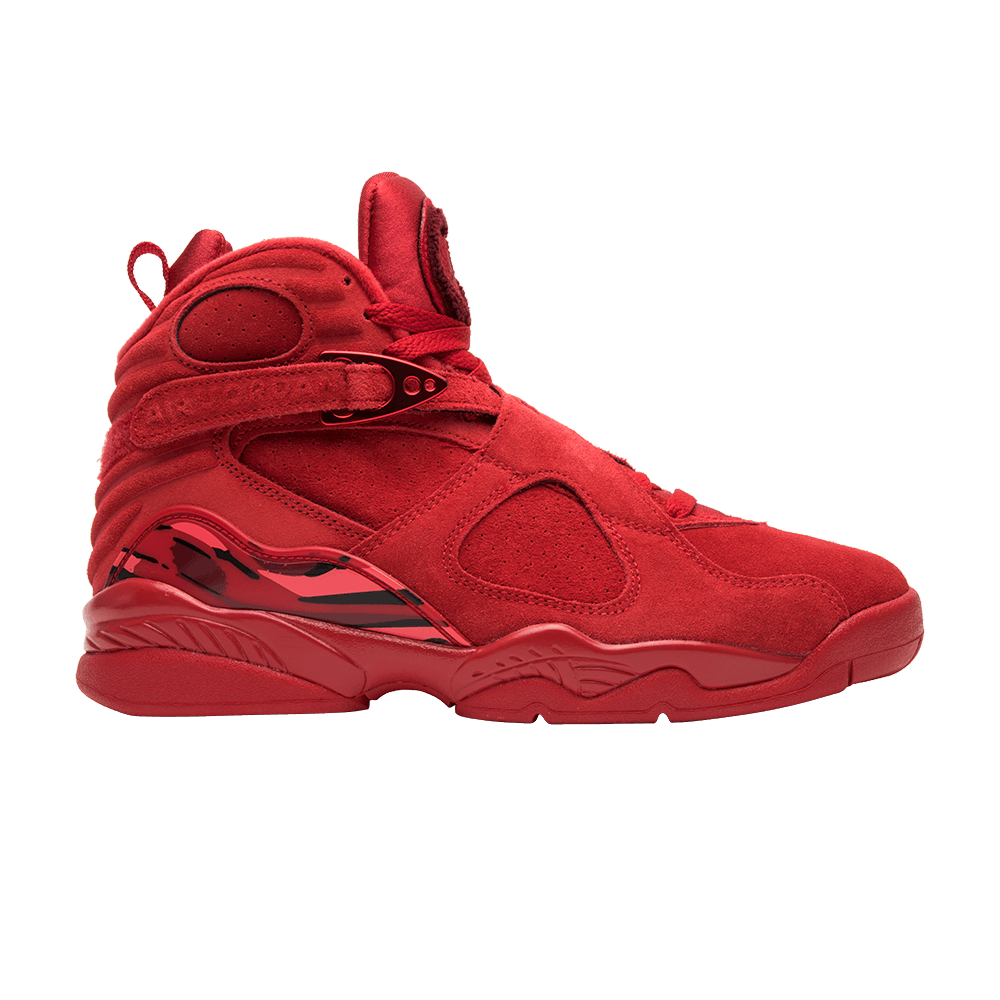 6266ef15bdd Wmns Air Jordan 8 Retro 'Valentine's Day' - Air Jordan - AQ2449 614 | GOAT