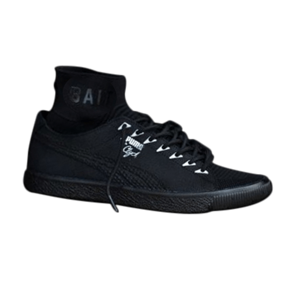 57c2310b3 BAIT x Marvel x Clyde Sock  Black Panther  - Puma - 366223 01