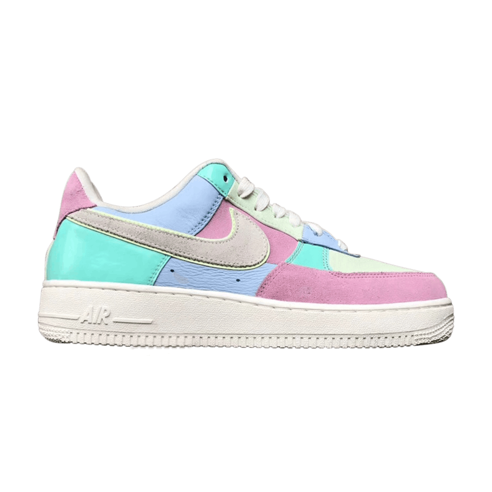 wholesale dealer 82551 64890 Air Force 1 Low 'Spring Patchwork' 2018