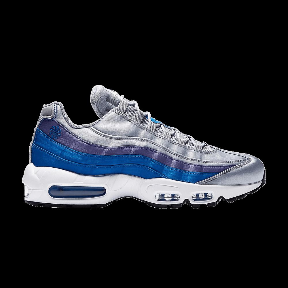buy popular 7a878 2b414 Air Max 95 Blue Nebula - Nike - AJ2018 001  GOAT