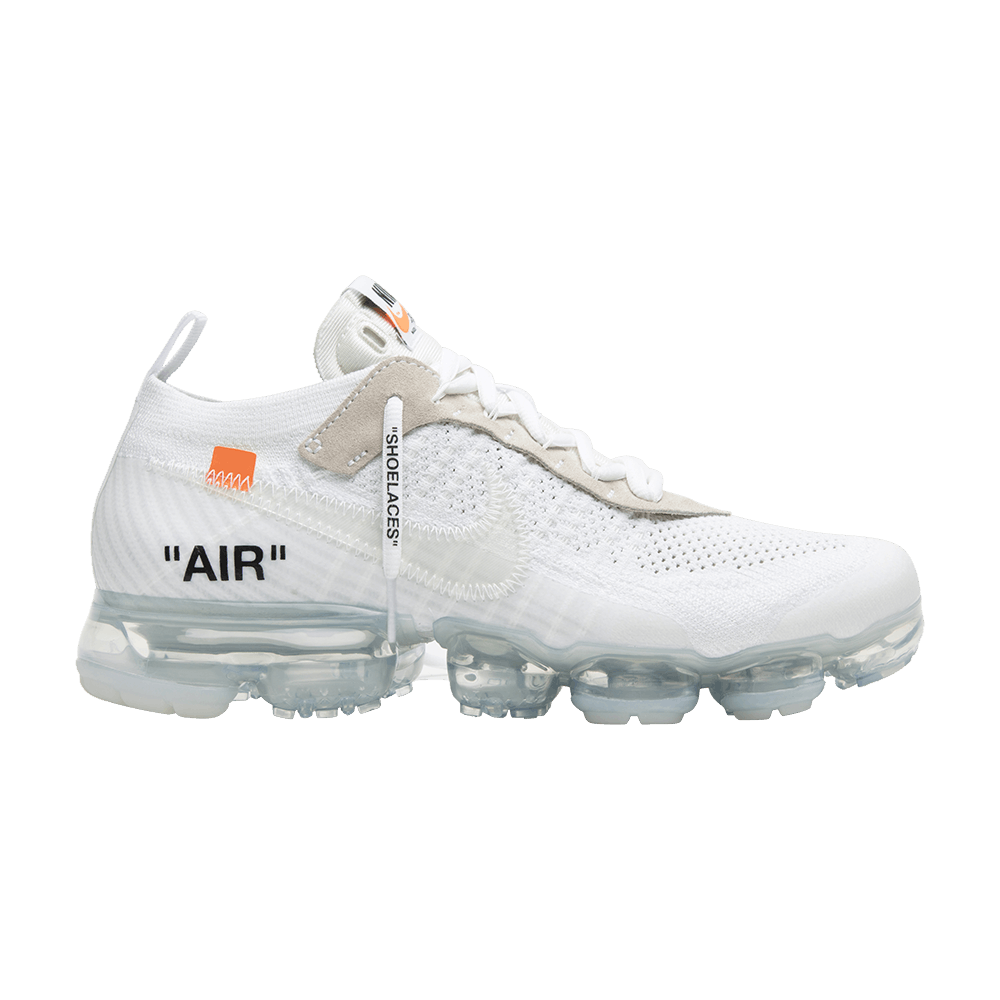 on feet images of detailed look purchase cheap OFF-WHITE x Air VaporMax 'Part 2'