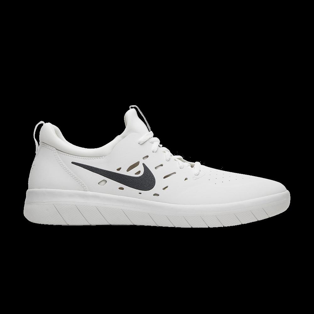 1f873bd19acc SB Nyjah Free  Summit White  - Nike - AA4272 100
