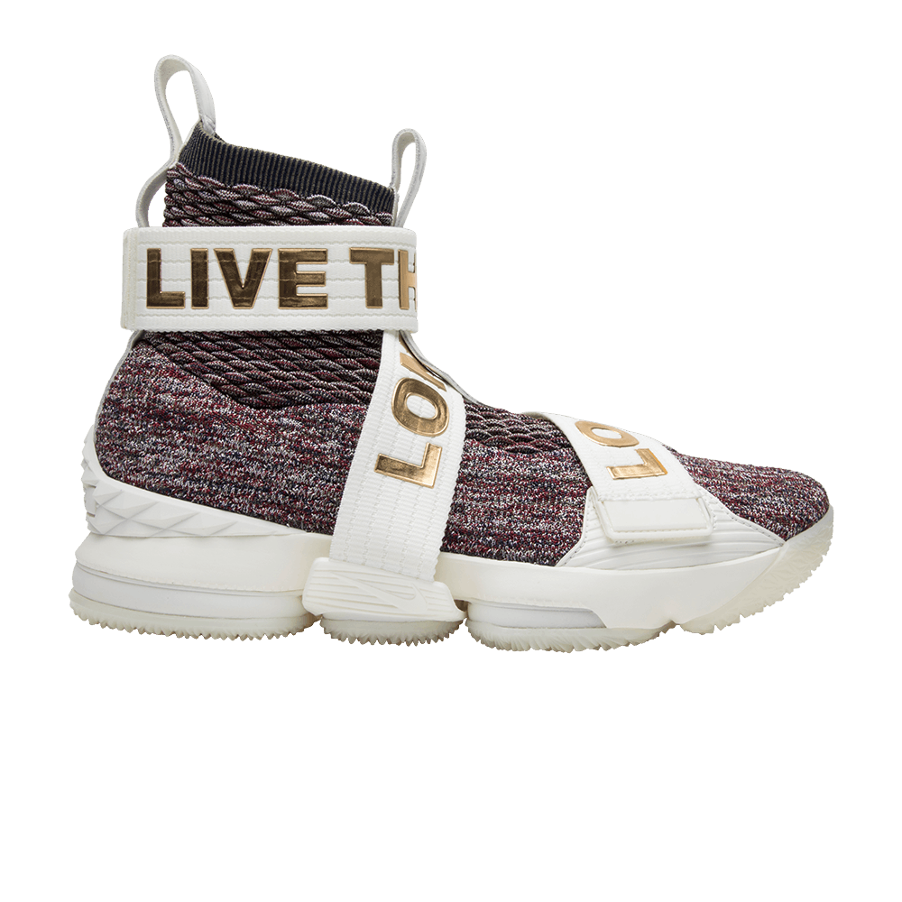 273ec39a7d97 Kith x LeBron Lifestyle 15  Stained Glass  - Nike - AO1068 900