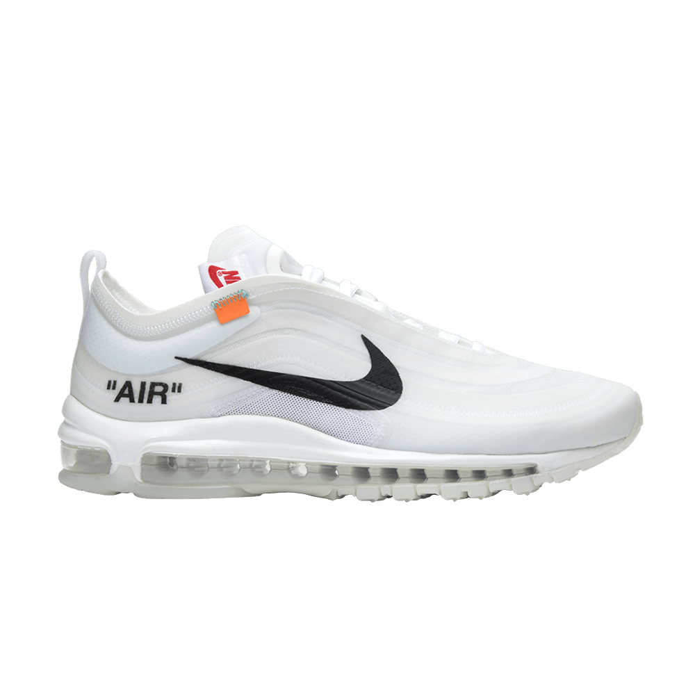 OFF-WHITE x Air Max 97 - Nike - AJ4585 100  cb172e832