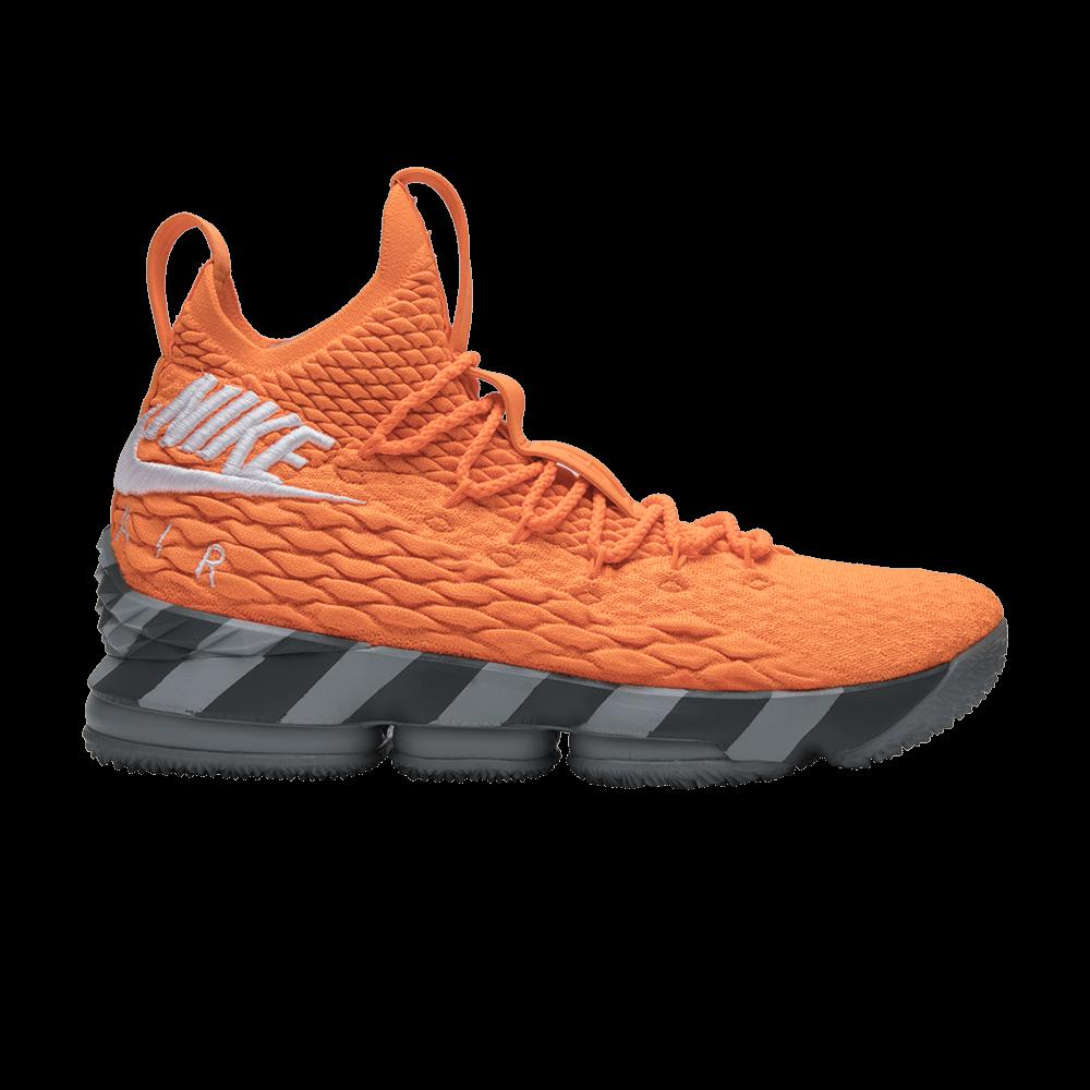 4659ba781c5f LeBron 15  Orange Box  PE - Nike - AR5125 800