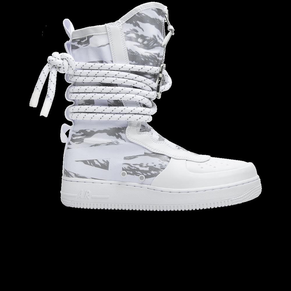 Nike SF Air Force 1 High Boot Winter Camo