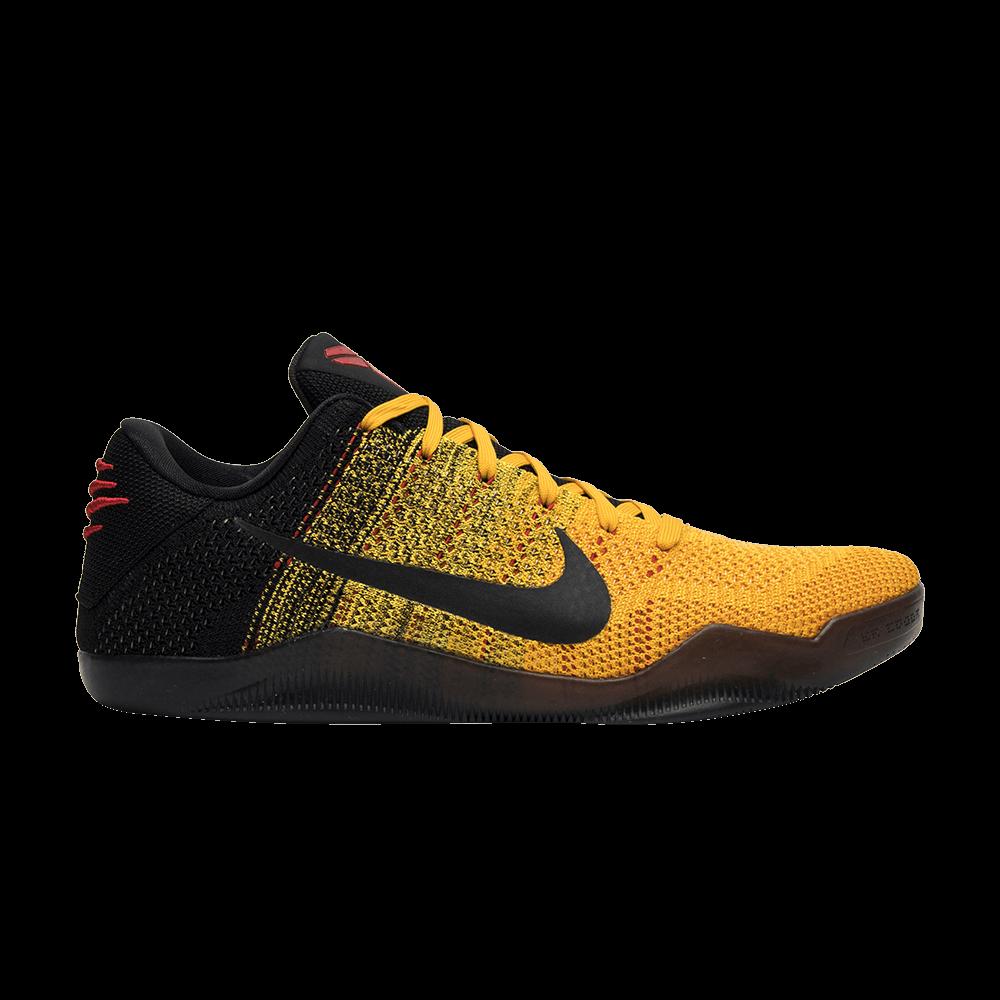 cheap for discount 376ba 0554e Kobe 11 Bruce Lee - Nike - 822675 706  GOAT