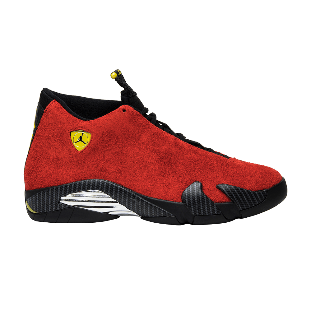 0a2c03a43d34 Air Jordan 14 Retro  Ferrari  - Air Jordan - 654459 670