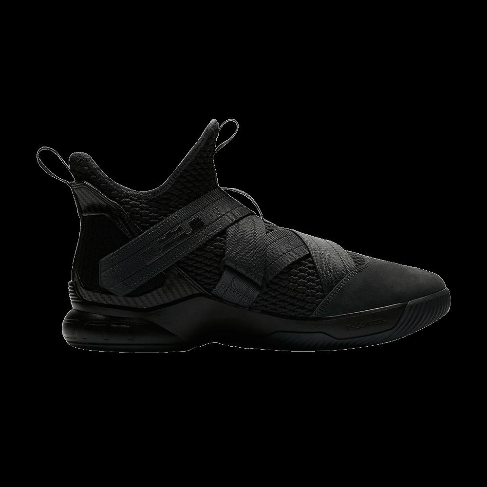 37e547c1437 LeBron Soldier 12  Dark 23  - Nike - AO4054 002