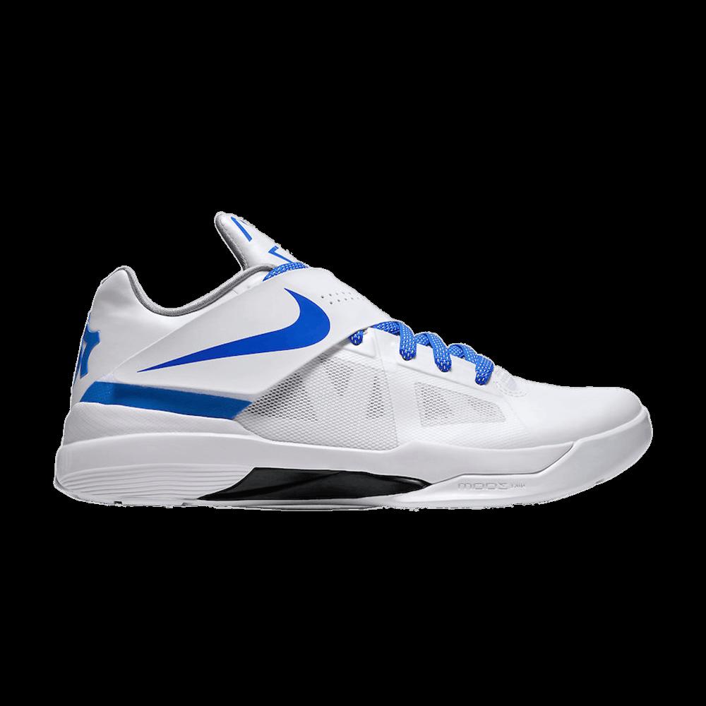 sports shoes 0082e c97e9 KD 4 QS  Battle Tested  - Nike - AQ5103 100   GOAT