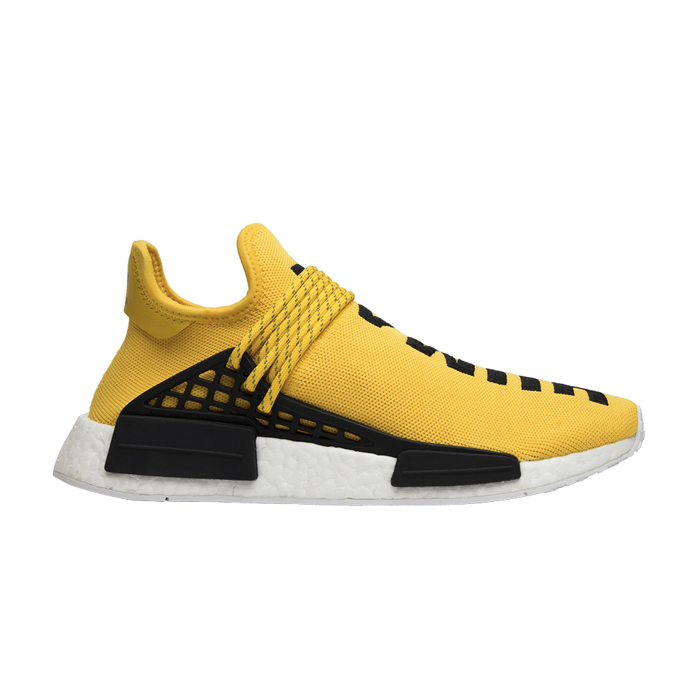 df70c89989ff Pharrell x NMD Human Race  Yellow  - adidas - BB0619