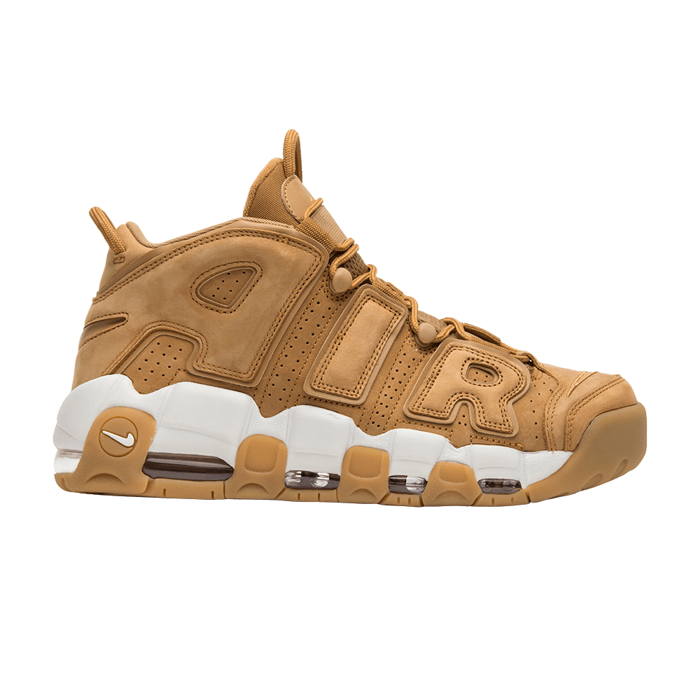 quality design 0fc93 247ab Air More Uptempo Premium  Wheat  - Nike - AA4060 200   GOAT