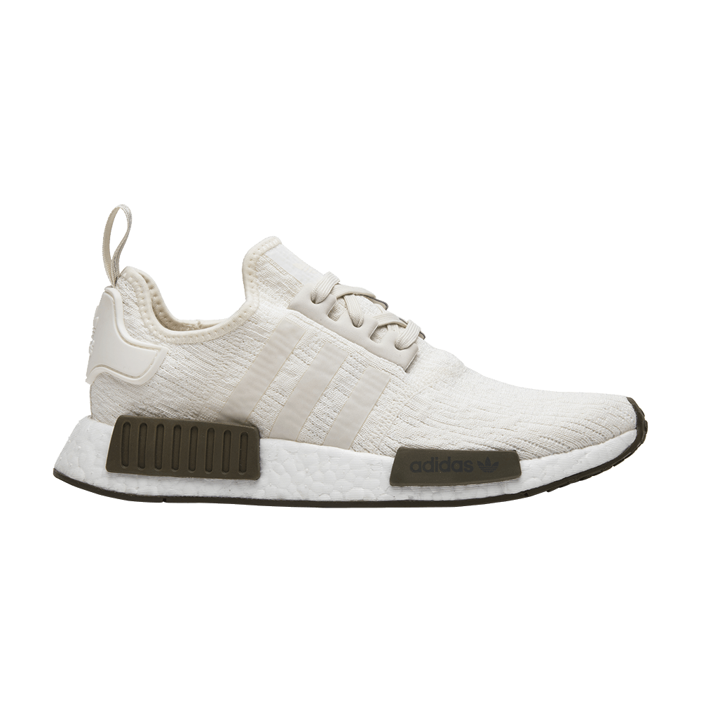 751f405fd56c Champs Sports x NMD R1  Chalk and Olive  - adidas - CQ0758