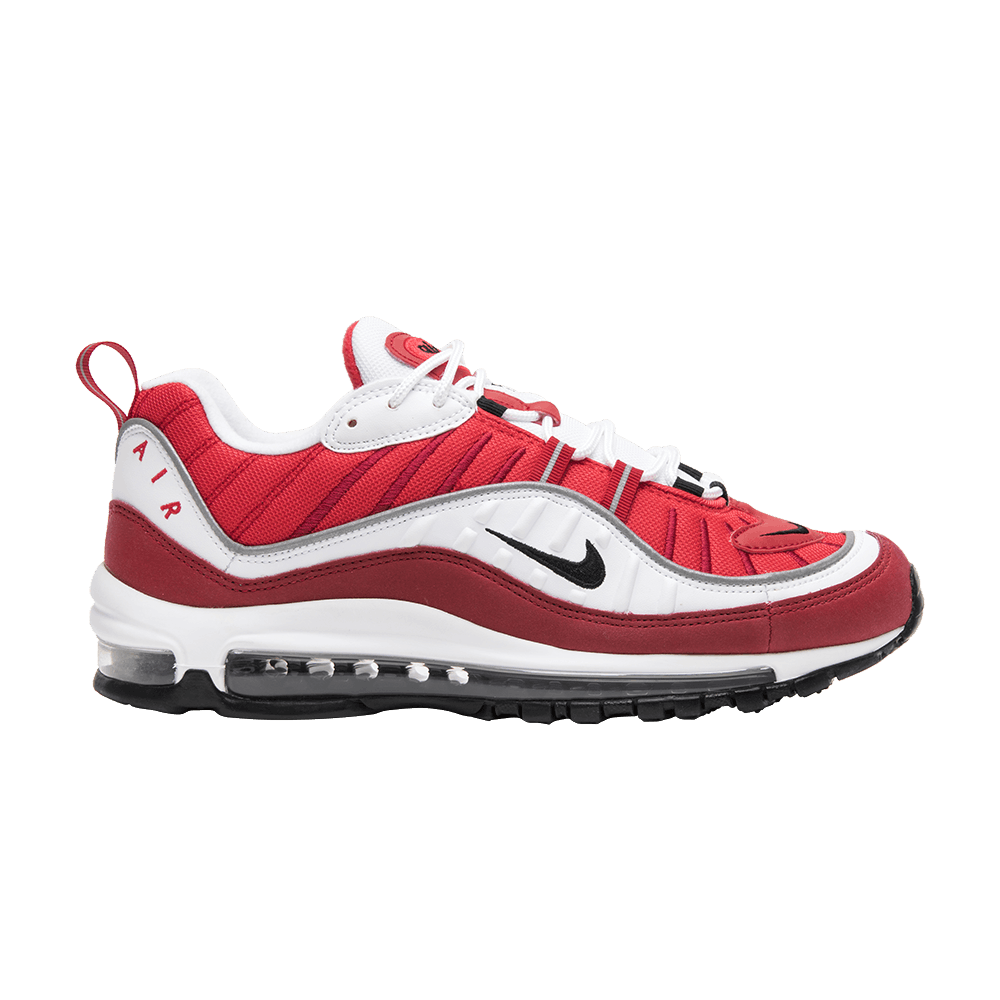 Wmns Air Max 98 'Gym Red'