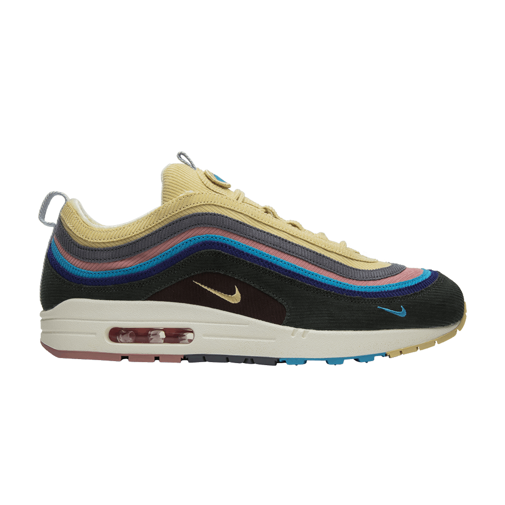 cheap well known delicate colors Sean Wotherspoon x Air Max 1/97 'Sean Wotherspoon' Pre-Release