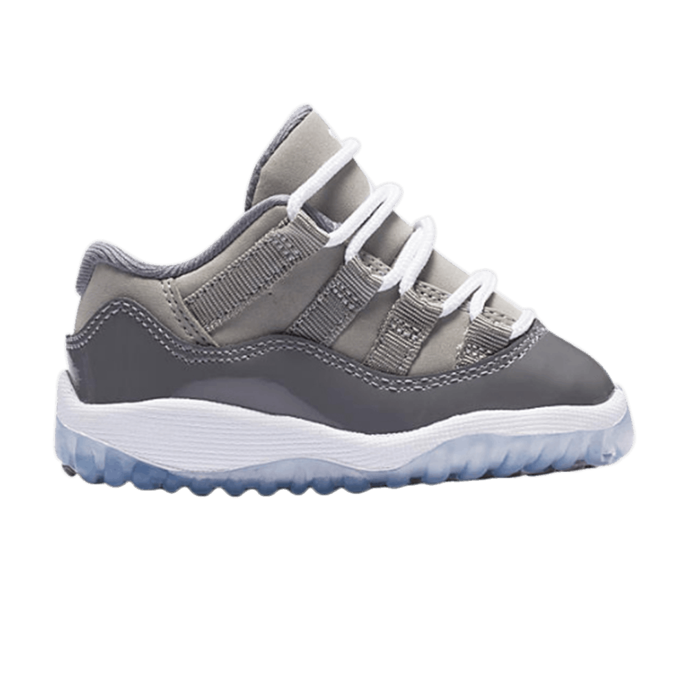 a98c228f0ec Air Jordan 11 Retro Low BT 'Cool Grey' - Air Jordan - 505836 003 | GOAT