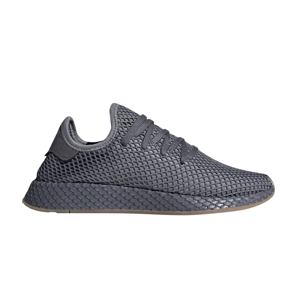 pick up c190b 47dc5 Deerupt Dark Grey - adidas - CQ2627  GOAT