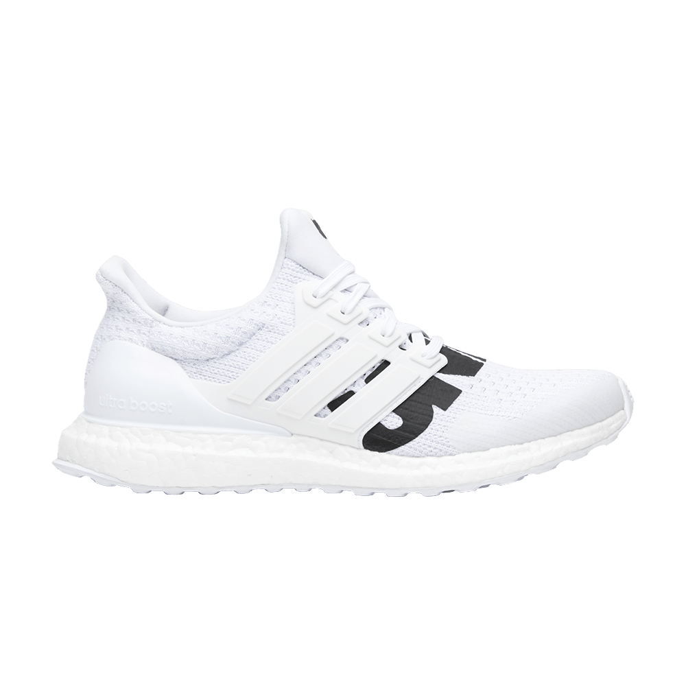 newest 8d8db bf4e5 Undefeated x UltraBoost 4.0 'White'