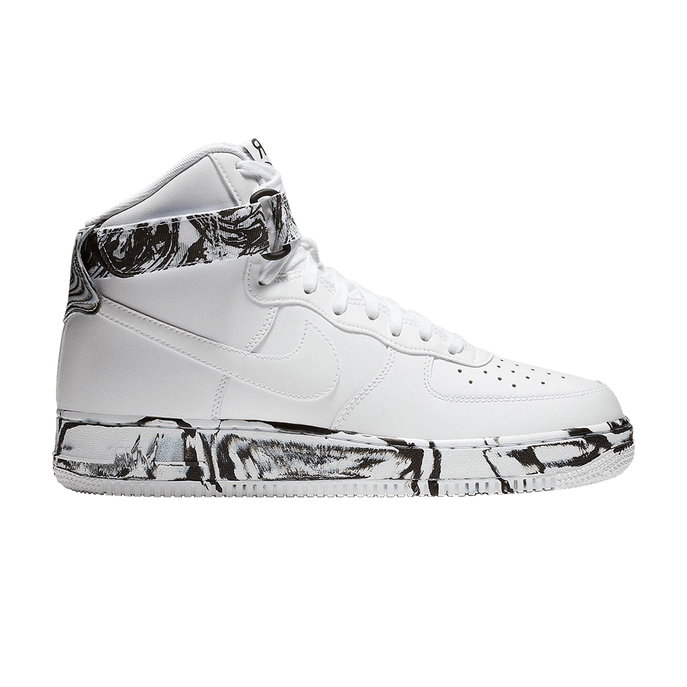 Air Force 1 High '07 LV8 'Dip Dye' Nike AT3293 100 | GOAT
