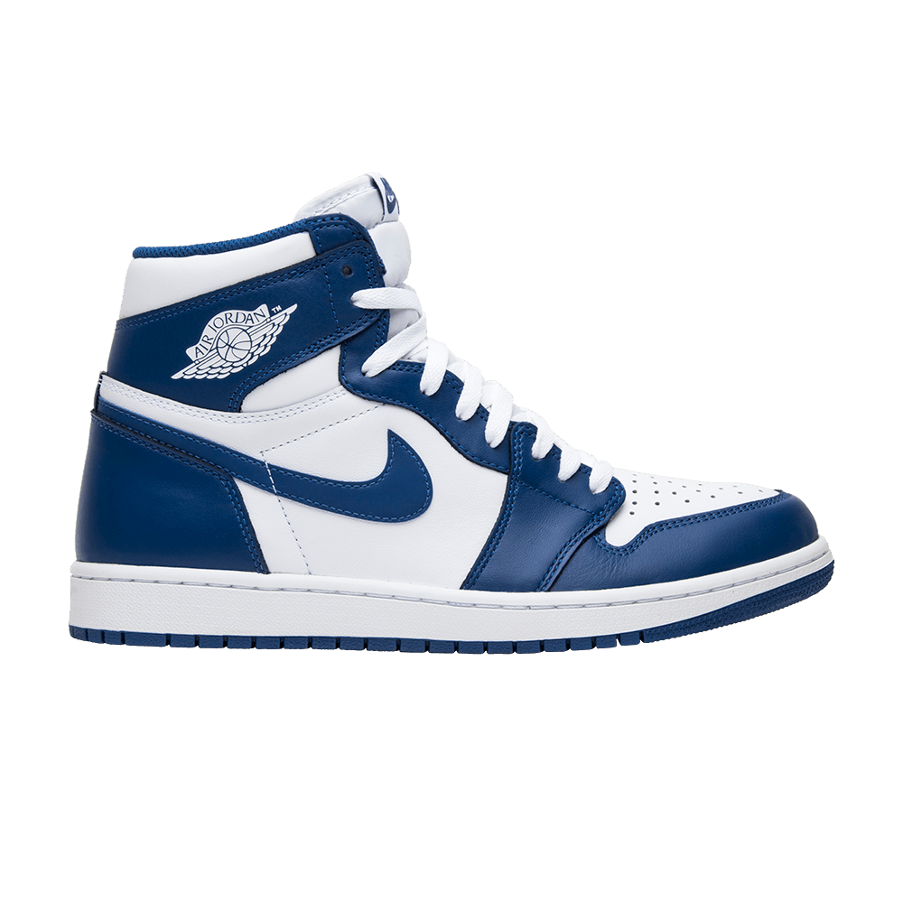 new arrival 9aede 32a34 Air Jordan 1 Retro High OG  Storm Blue  - Air Jordan - 555088 127   GOAT